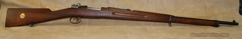 Carl Gustafs Swedish Mauser - 6.5mm  Guns > Rifles > C Misc Rifles