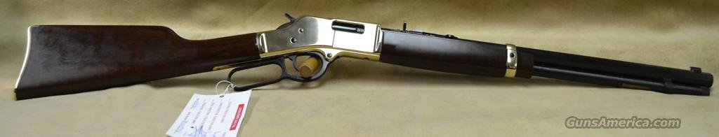 H006 Henry Big Boy - 44 Mag/Special  Guns > Rifles > Henry Rifle Company