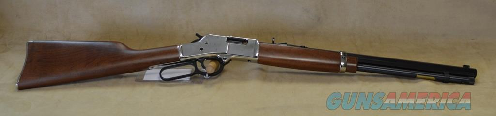 SALE H006S Henry Big Boy Silver - 44 Mag/Special  Guns > Rifles > Henry Rifle Company