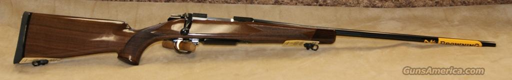 Browning A Bolt II Medallion - 243 Win  Guns > Rifles > Browning Rifles > Bolt Action > Hunting > Blue