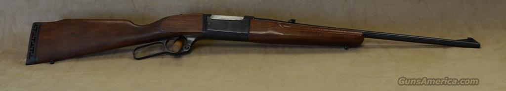 Savage Model 99 Series A Brush - 358 Win - Used - Consignment  Guns > Rifles > Savage Rifles > Model 95/99 Family