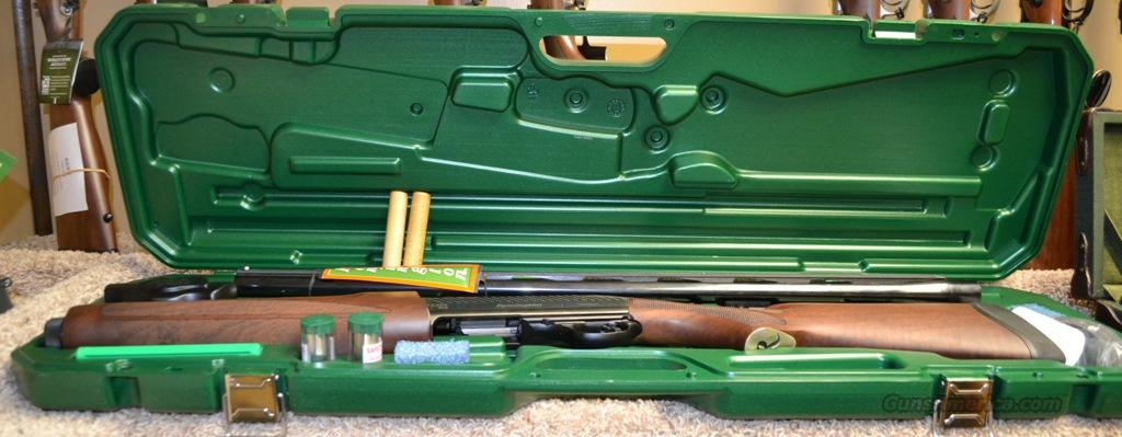 Remington 105 CTI II - 12 gauge  Guns > Shotguns > Remington Shotguns  > Autoloaders > Hunting