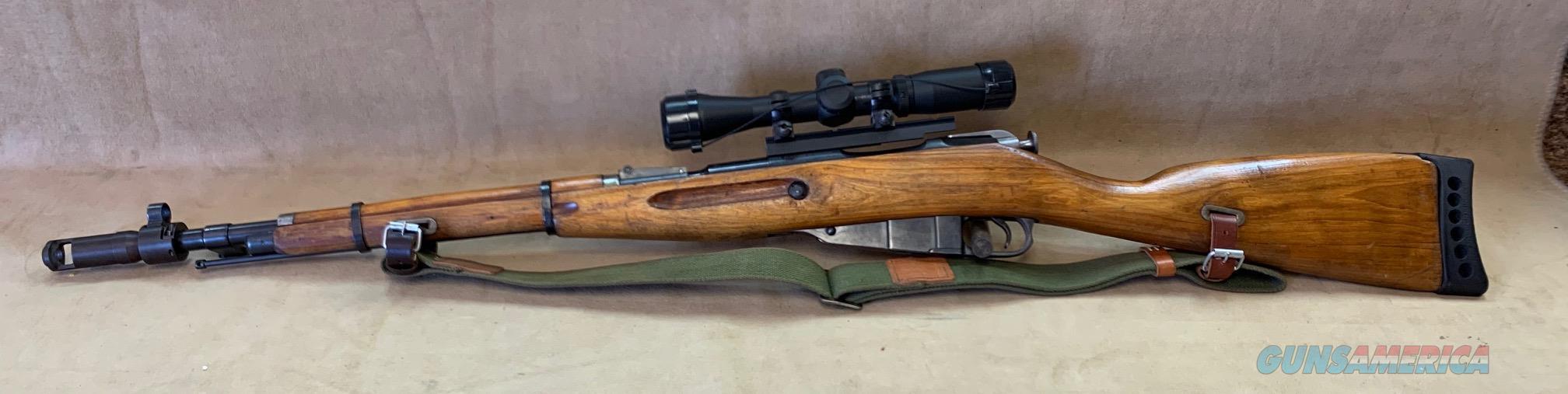 CAI M44 Russian 7.62x54R Consignment   Guns > Rifles > Century International Arms - Rifles > Rifles