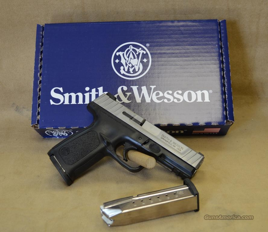 223900 Smith & Wesson SD9VE - 9mm  Guns > Pistols > Smith & Wesson Pistols - Autos > Polymer Frame