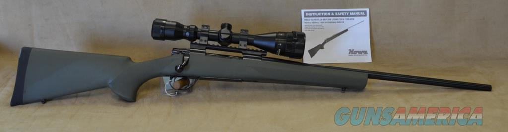 Howa 1500 Gameking OD Green Scope Package - 270 Win - As new, No box  Guns > Rifles > Howa Rifles