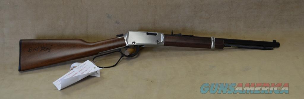 H001TER Henry Evil Roy Carbine - 22 S/L/LR  Guns > Rifles > Henry Rifle Company
