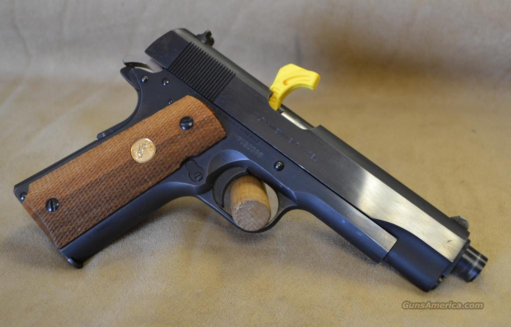 Colt 1911 MKIV Series 70 Government - 45 ACP - Like New - Consignment  Guns > Pistols > Colt Automatic Pistols (1911 & Var)