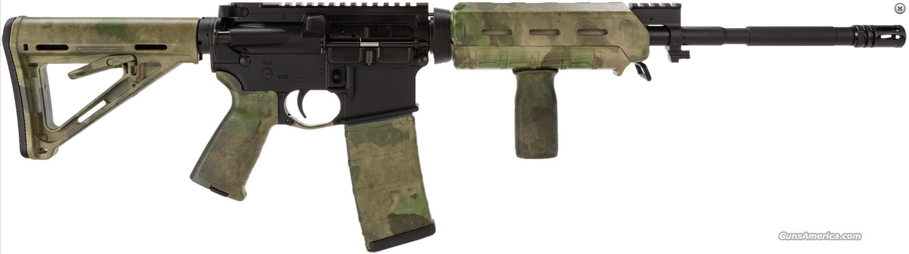R16M4FTT-AT Windham Weaponry SRC ATACS AU Camo Exclusive - 223 Rem/5.56 NATO  Guns > Rifles > Windham Weaponry Rifles