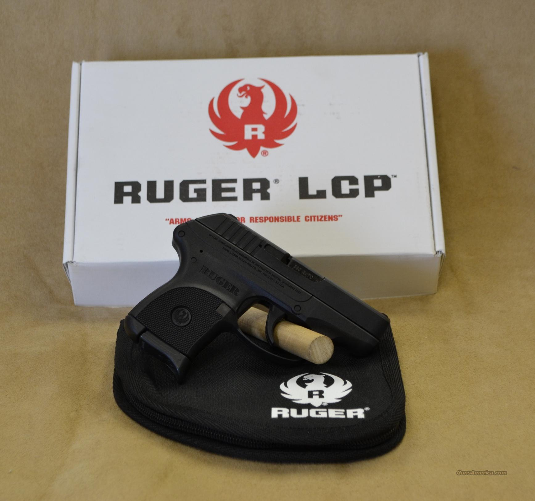 3701 Ruger LCP - 380 ACP  Guns > Pistols > Ruger Semi-Auto Pistols > LCP