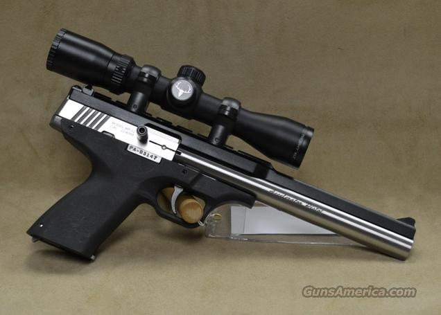 Excel Arms MP22 Accelerator Pistol w/scope - 22 Mag  Guns > Pistols > Excel Arms Pistols