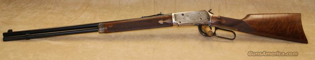 Winchester Model 94 Carbine Legendary Frontiersman - 38-55  Guns > Rifles > Winchester Rifle Commemoratives