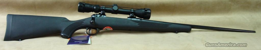 17560 Savage Model 110 FXP Black Synthetic/Blued Package - 300 Win Mag  Guns > Rifles > Savage Rifles > Accutrigger Models > Sporting