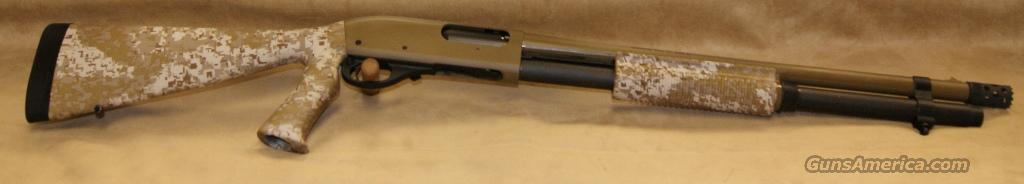 Remington Model 870 Express Tactical Desert Recon - 12 gauge  Guns > Shotguns > Remington Shotguns  > Pump > Hunting