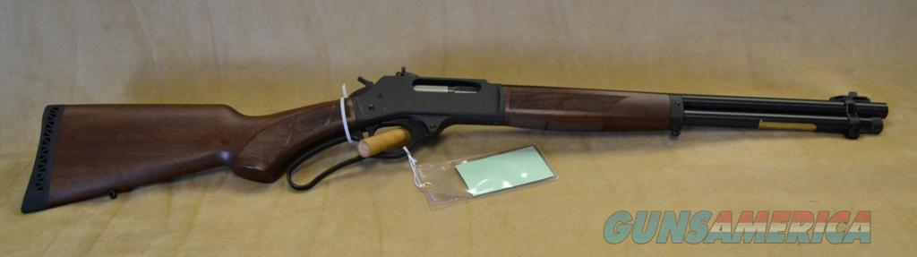 H010 Henry Lever Rifle - 45/70 Gov't  Guns > Rifles > Henry Rifle Company