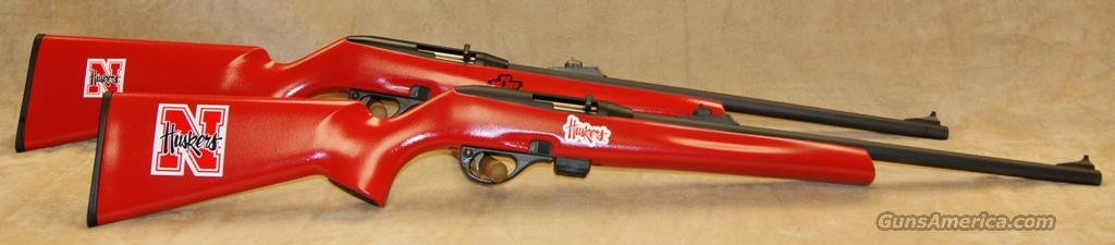 Remington Model 597 Nebraska Husker Edition - 22 LR  Guns > Rifles > Remington Rifles - Modern > .22 Rimfire Models