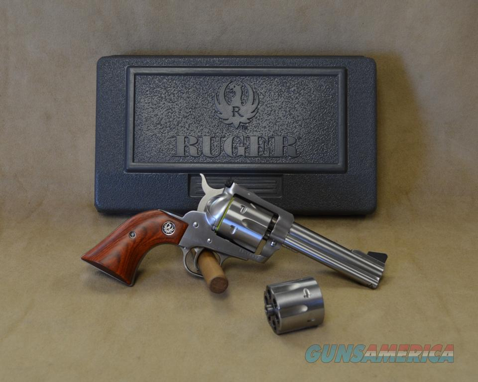 "0310 Ruger New Model Blackhawk 4.7"" Stainless - 357 Mag / 9mm - Exclusive  Guns > Pistols > Ruger Single Action Revolvers > Blackhawk Type"