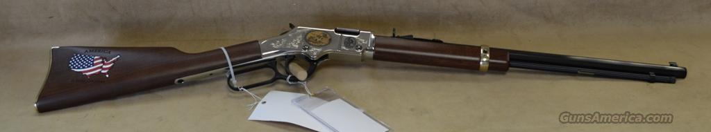 H004CM2 Henry Goldenboy Coal Miner Tribute Edition II - 22 S/L/LR  Guns > Rifles > Henry Rifle Company