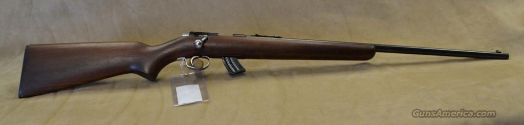Winchester 69A - 22 S/L/LR - Consignment  Guns > Rifles > Winchester Rifles - Modern Bolt/Auto/Single > Other Bolt Action