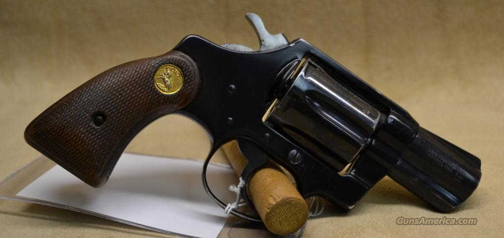 Colt Agent 2nd issue - 38 Special - Consignment - Used  Guns > Pistols > Colt Single Action Revolvers - 2nd Gen.