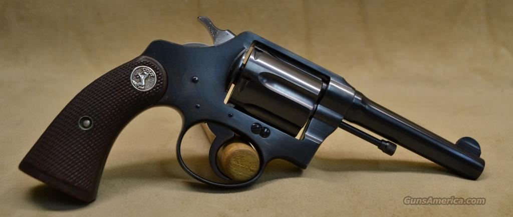 Colt Police Positive Special - 38 Special - Consignment  Guns > Pistols > Colt Single Action Revolvers - 1st Gen.