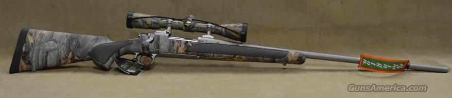 SALE 7271 Remington 700 SPS Stainless Whitetail Deer Edition Package - 7mm Rem Mag  Guns > Rifles > Remington Rifles - Modern > Model 700 > Sporting