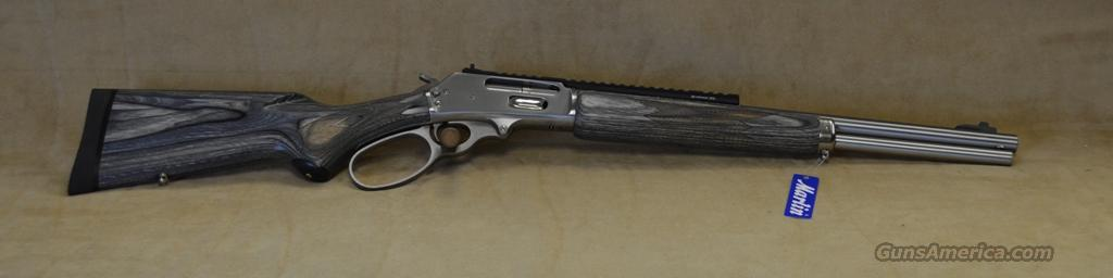 70478 Marlin 1895 SBL Big Loop Lever Stainless - 45/70 Gov't  Guns > Rifles > Marlin Rifles > Modern > Lever Action