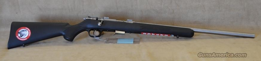 94700 Savage 93 FVSS Blk Syn/HB Stainless - 22 Mag  Guns > Rifles > Savage Rifles > Accutrigger Models > Sporting