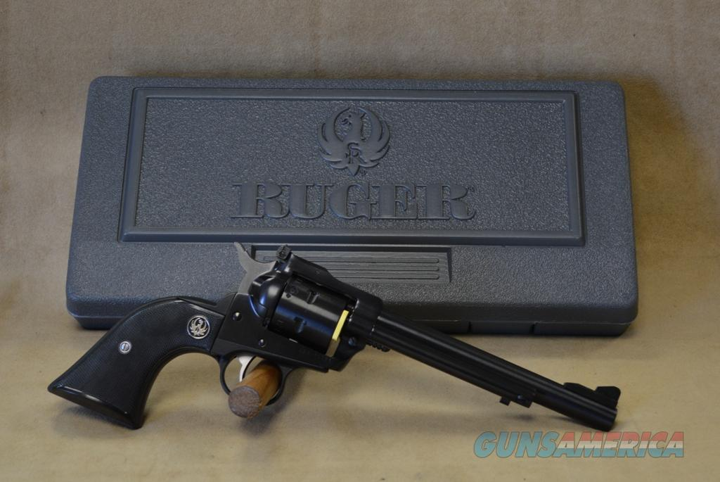 "0661 Ruger Single Six Blued 6.5"" - 17 HMR  Guns > Pistols > Ruger Single Action Revolvers > Single Six Type"