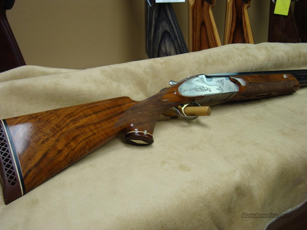 Weatherby Athena O/U - 12 gauge  Guns > Shotguns > Weatherby Shotguns > Hunting > O/U
