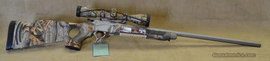 SALE 5685 Thompson Center Encore Pro Hunter TH Camo Scope Package - 22-250  Guns > Rifles > Thompson Center Rifles > Encore