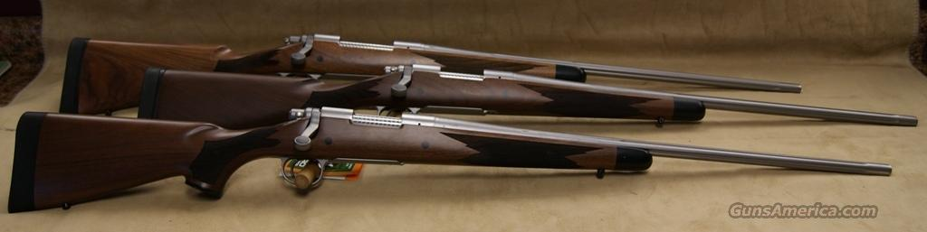 Remington Model 700 CDL SF Limited Complete 6 Gun Set  Guns > Rifles > Remington Rifles - Modern > Model 700 > Sporting