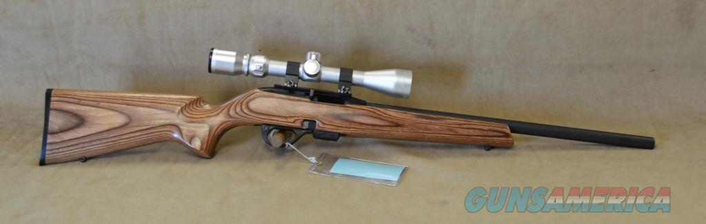 Remington 597 w/ Scope - 22 Mag - Used  Guns > Rifles > Remington Rifles - Modern > .22 Rimfire Models