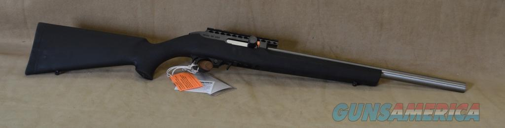 MLRS22WMH Magnum Research Magnum Lite Stainless Steel/Black Hogue - 22 Mag  Guns > Rifles > MN Misc Rifles