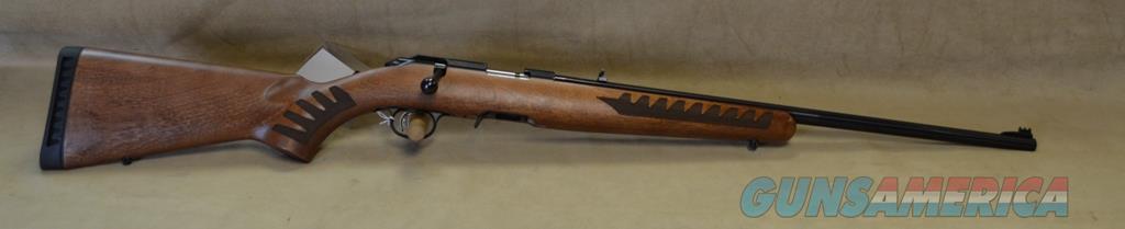 8329 Ruger American Wood Stock - 22 LR  Guns > Rifles > Ruger Rifles > American Rifle