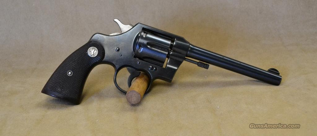 SALE Colt Official Police - 22 LR - Consignment (258)  Guns > Pistols > Colt Double Action Revolvers- Modern