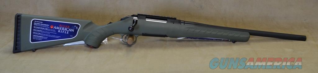 6974 Ruger American Predator Compact - 308 Win  Guns > Rifles > Ruger Rifles > American Rifle