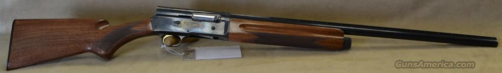 Browning A5 Light Twelve - 12 gauge - used - Consignment  Guns > Shotguns > Browning Shotguns > Autoloaders > Hunting