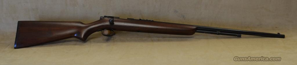 Winchester Model 72 - 22 S/L/LR - Used - Consignment  Guns > Rifles > Winchester Rifles - Modern Bolt/Auto/Single > Other Bolt Action