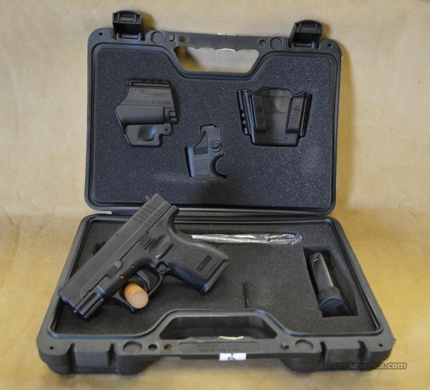 XD9802HCSP06 Springfield XD Sub Compact - 40 S&W - As new in box - Consignment  Guns > Pistols > Springfield Armory Pistols > XD (eXtreme Duty)