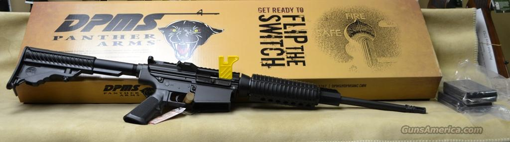RFLR-OC DPMS Oracle - 308 Win  Guns > Rifles > DPMS - Panther Arms > Complete Rifle