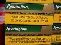 Remington 7mm SAUM ammo  Non-Guns > Ammunition