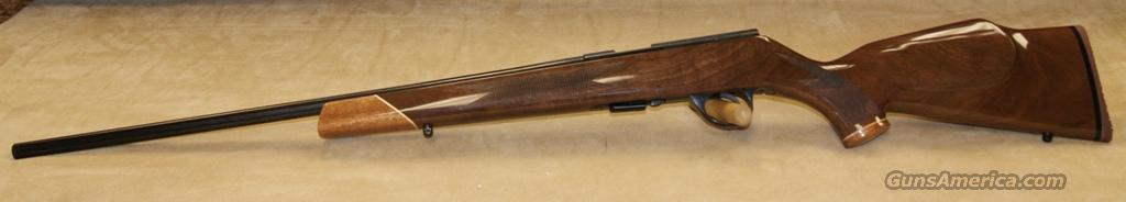 Weatherby MK II Deluxe - 22 LR  Guns > Rifles > Weatherby Rifles > Sporting