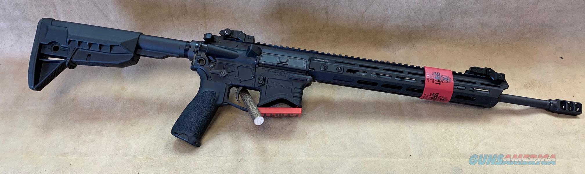 STE916556B Springfield Armory Saint Edge 223/5.56  Guns > Rifles > Springfield Armory Rifles > SAINT