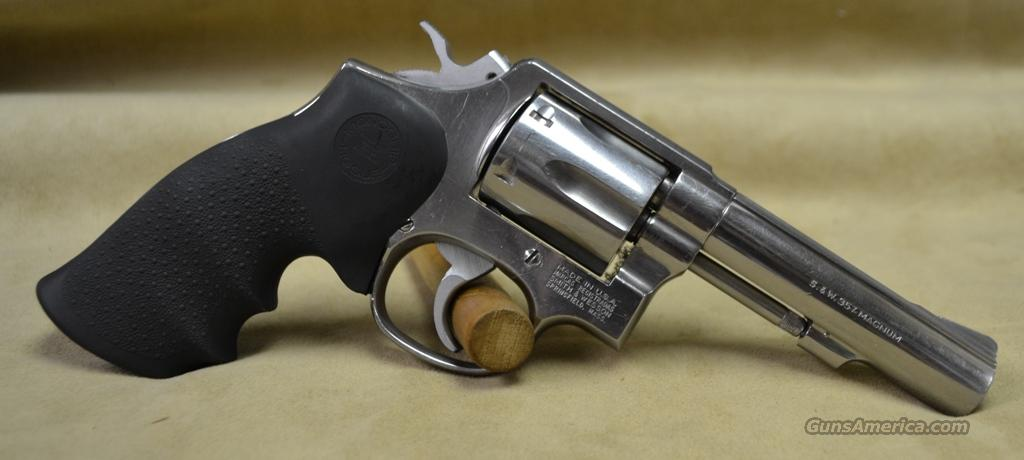 Smith & Wesson Model 65-4 - 357 Magnum - Consignment  Guns > Pistols > Smith & Wesson Revolvers > Full Frame Revolver