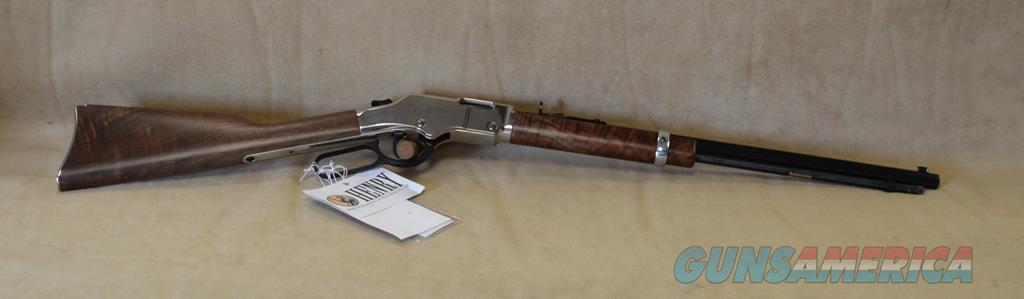 H004S Henry Silver Boy - 22 S/L/LR  Guns > Rifles > Henry Rifles - Replica