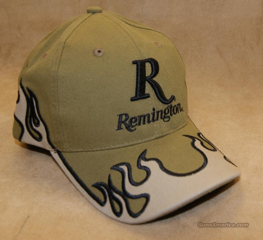 Remington Youth Olive Flame Hat  Non-Guns > Logo & Clothing Merchandise