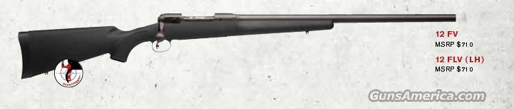 17762 Savage 12 FLV - 204 Ruger  Guns > Rifles > Savage Rifles > Accutrigger Models > Sporting