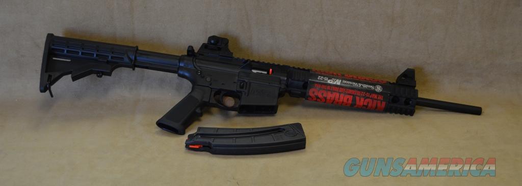 811030 Smith & Wesson M&P 15-22 Tactical Black - 22 LR  Guns > Rifles > Smith & Wesson Rifles > M&P