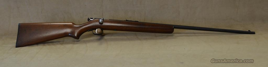 Winchester Model 67 - 22 Short - Used - Consignment  Guns > Rifles > Winchester Rifles - Modern Bolt/Auto/Single > Other Bolt Action