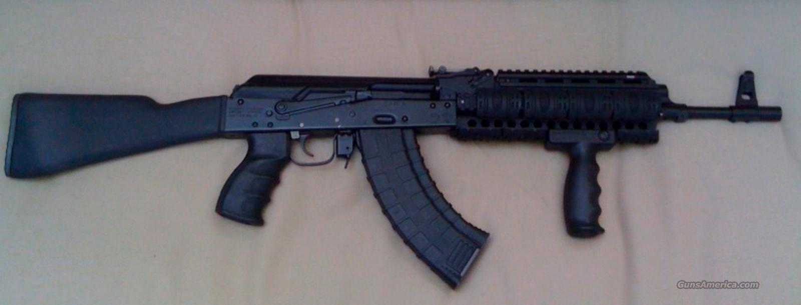 New Custom Russian Saiga AK-47  Guns > Rifles > Saiga Rifles